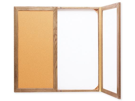 Quartet IdeaShare Whiteboard Cabinet Q826