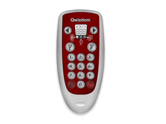 Qwizdom Q2 Remote