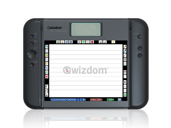 Qwizdom Q7 Presenter Tablet