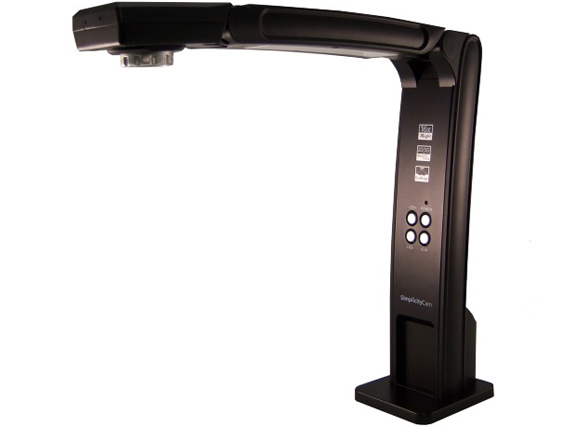 Recordex SimplicityCam 5i+ Ultra Portable Document Camera