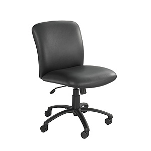 Safco Uber Medium Back Big and Tall Chair 3491