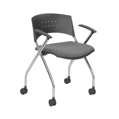 Safco xtc Nesting Chair 3480BL
