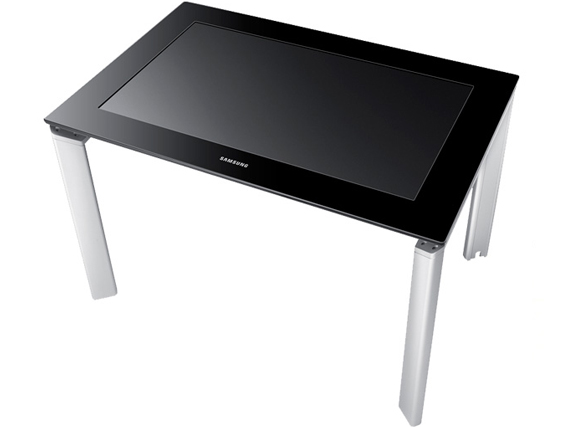 Samsung Sur40 Touch Surface