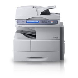 Samsung SCX-6555N MultiFunction Printer-Scanner-Fax-Copier