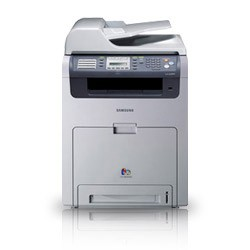 Samsung CLX-6210FX MultiFunction Printer-Scanner-Fax-Copier