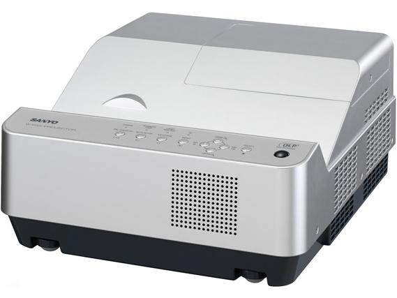 Sanyo PDG-DWL2500 WXGA Ultra Short Throw Projector