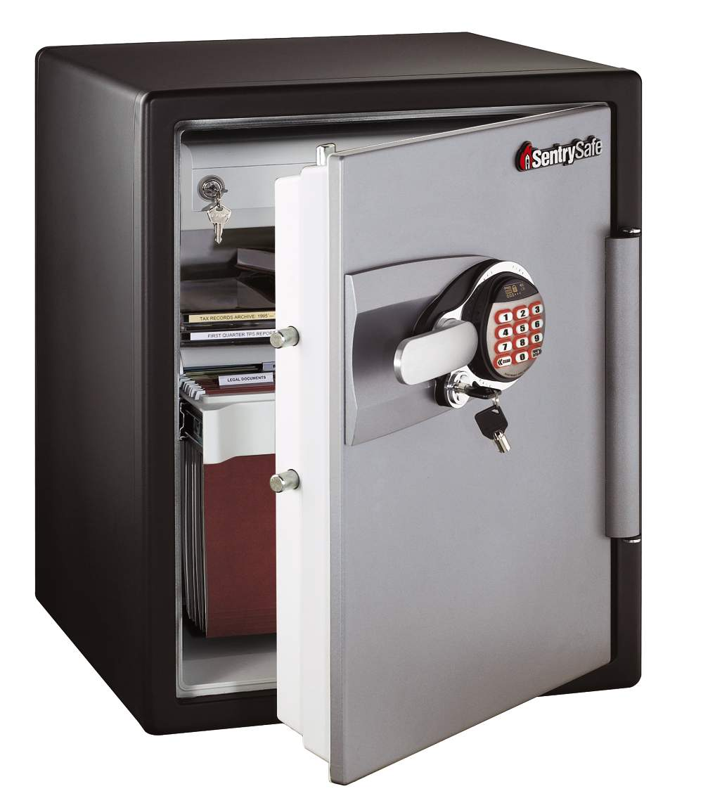 SentrySafe Fire Proof Electronic Lock Safe OA5848