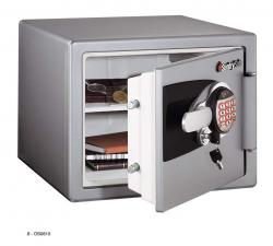 SentrySafe Fire Proof Electronic Lock Safe OS0810