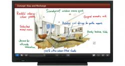 Sharp PN-C603D AQUOS Interactive Touch Screen Display