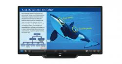 Sharp Aquos PN-L803C Interactive Display System