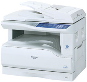 Sharp AR-5316 MultiFunction Printer-Copier