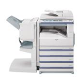 Sharp AR-M257 MultiFunction Printer-Scanner-Copier