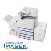 Sharp AR-BC260 MultiFunction Printer-Copier (Optional: Fax)