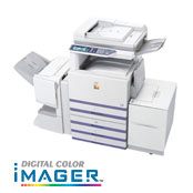 Sharp AR-BC320 MultiFunction Printer-Scanner-Copier (Optional: Fax)