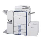 Sharp MX-3500N MultiFunction Printer-Scanner-Copier (Optional: Fax)