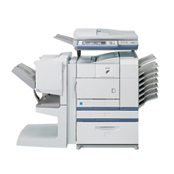 Sharp MX-M350 MultiFunction Printer-Copier (Optional: Scanner-Fax)