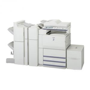 Sharp MX-M550 MultiFunction Printer-Scanner-Copier (Optional: Fax)