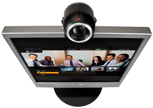 SONY SG-TL55 HD Video Conferencing System