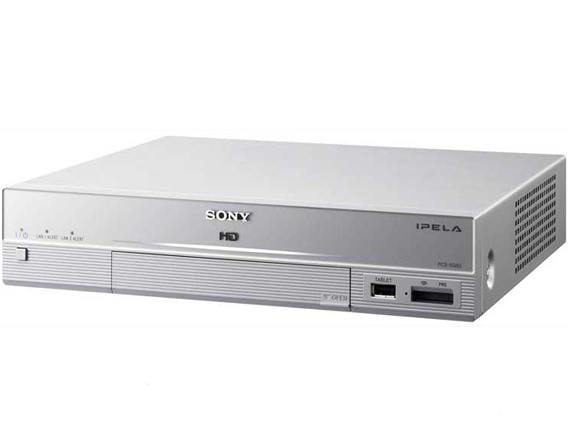 Sony PCS-XG80S High Definition Video Conferencing Codec