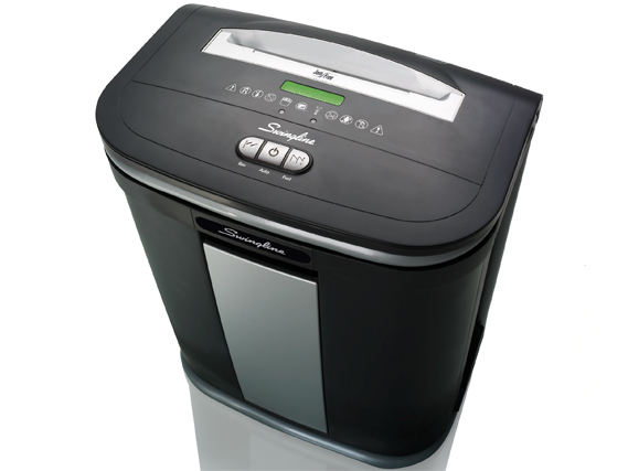 Swingline SS20-08 Strip Cut Level 2 Shredder