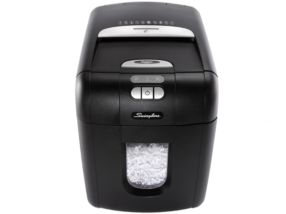 Swingline Stack And Shred 100x Automatic Shredder