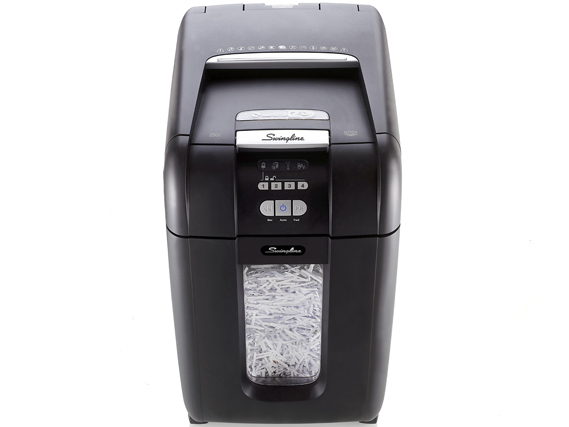 Swingline Stack-and-Shred 250X