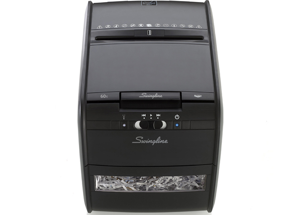 Swingline Stack-and-Shred 60X
