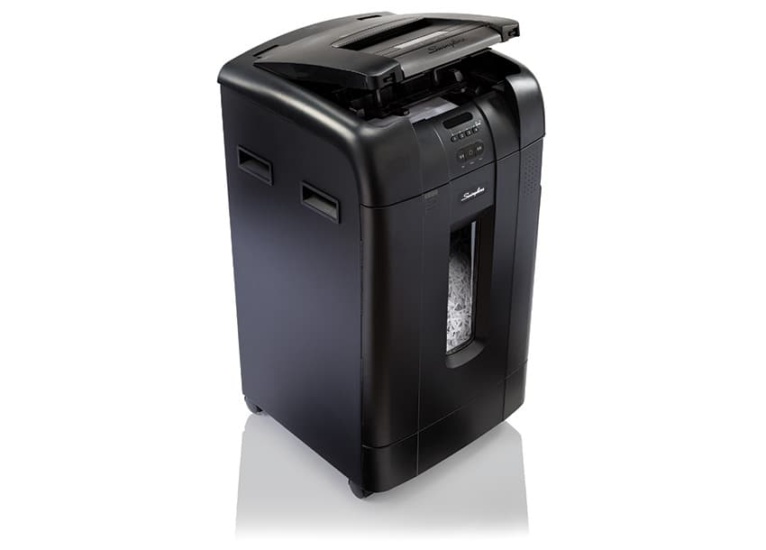 Swingline Stack and Shred 750X Auto Feed Shredder