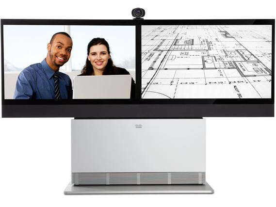 Tandberg TelePresence System Profile 52inch Dual with Codec C60
