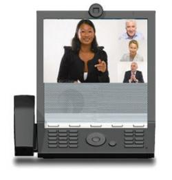Tandberg E20 VoIP Video Phone