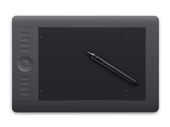 Wacom Intuos5 Small Pen Touch Tablet