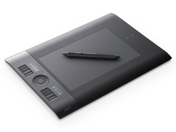 Wacom Intuos4 Professional Pen Tablet - Small