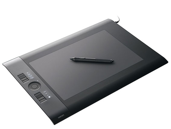Wacom Intuos4 Professional Pen Tablet - Large