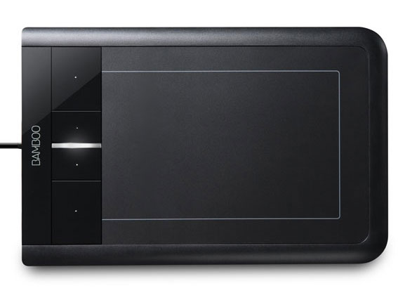 Wacom Bamboo Touch Only Tablet