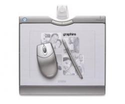 Wacom Graphire4 6X8 BlueTooth Tablet