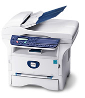 Xerox Phaser 3100MFP/X Multifunction Printer-Copier-Scanner-Fax