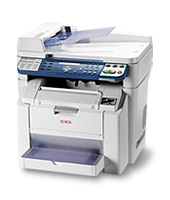 Xerox Phaser 6115MFP Multifunction Printer-Scanner-Copier-Fax
