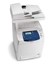 Xerox Phaser 6180MFP Multifunction Printer-Scanner-Copier-Fax