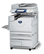 Xerox WorkCentre 7345 Multifunction Printer-Copier (Optional: Scanner-Fax)