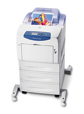 Xerox Phaser 6360N Color Laser Printer